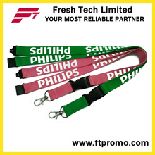 OEM Cheap Business Style poliéster Lanyard