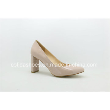 Qualified High Heels Women Slip on Shoes with Soft Insole