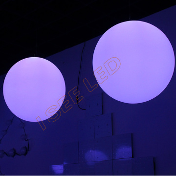 Boules décoratives DMX512 Fullcolor Milky Cover