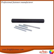 Aço de carbono rosqueados barras redondas DIN 975