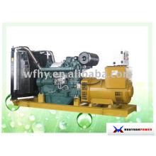 300KW Generador Diesel Powered by Wudong Engine