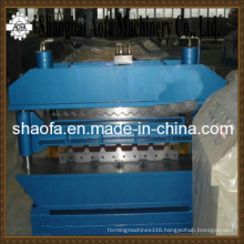 Double Layers Roofing Making Roll Forming Machine (AF-D1025/1000)