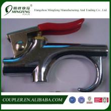 Pommeau de pistolet de soufflage d'air de sécurité à levier de style Thumb