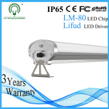Hohe Lumen Epistar 60watt IP65 150cm LED Tri-Proof Beleuchtung