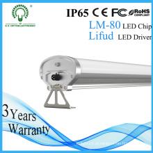 High Lumens Epistar 60watt IP65 150 centímetros LED Tri-prova de iluminação