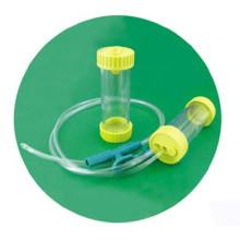 Extrator descartável do muco para o extrator médico, médico do muco dos materiais de consumo
