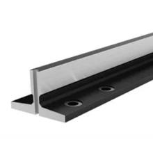 Preço de trilhos guia de elevador de metal usinado T127-2 / B 16 mm