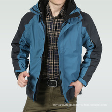 Winter Großhandel Windbreaker Jacke Custom For Men Factory