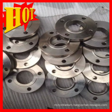 Titanium Threaded Pipe Flanges 6 Inch ANSI Flange