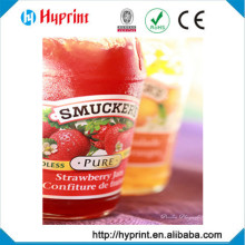 Fruit label -2015 high quality Pressure Sensitive Label