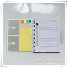 Werbe-Notebook für Werbegeschenk (OI04069)