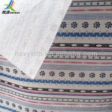 Impressão spunlace toalha de mesa, impressão guardanapo, lençol etc