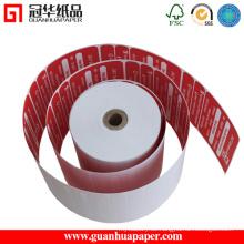 ISO 76mm Breite Carbonless Papier