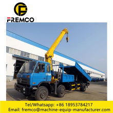 Dump Truck Crane with High Quality