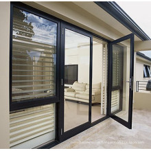 Double Glazing Aluminum Casement Doors