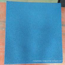 Indoor Rubber Flooring Tiles /Square Rubber Flooring Tiles/ Playground Rubber Flooring Tiles