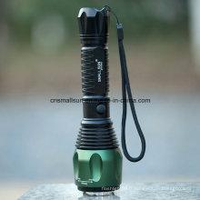 1X18650 Batt ou 3xaaa Batt Routing Focusing F04t Lampe de poche