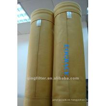 Jaula de bolsa de filtro con venturi