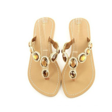2016 Classical Flat Women Slippers (HCY02-712)