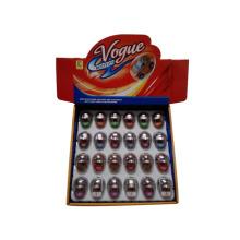 Mini-Eierkarton-Verpackungs-Kapsel des Zurückziehen-Autos