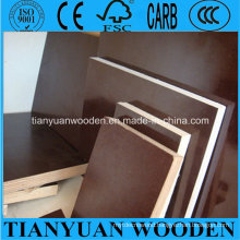 18mm Brown Film Black Film Waterproof Marine Plywood for Construction