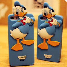 2016 High Quality Silicone Mobile Phone Cover for iPhone6 6s