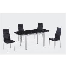silla de comedor de estilo simple de nuevo diseño de alta calidad