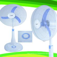 DC12V 16 pulgadas Ventilador solar de ventilador de mesa (SB-ST-DC16B) 1