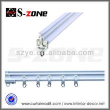 Rail en plastique PVC flexible à barres SC01