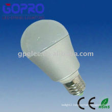 5W E27 LED bulbs with low power consumption