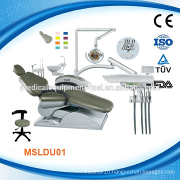 Cheap and new dental chair /dental unit price (MSLDU01-M)