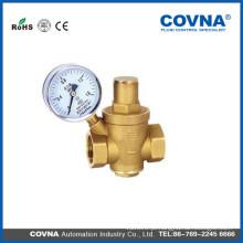 Válvula de redução de pressão de água válvula de alívio válvula de redução de pressão de ar com alta qualidade
