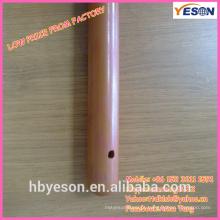 Baixo preço madeira mop identificador / madeira pintado vermelho mop identificador / cor pintura madeira mop identificador