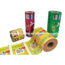 Película de empaquetado de pan plástico / Película de empaquetado de la torta / Película de empaquetado de alimentos