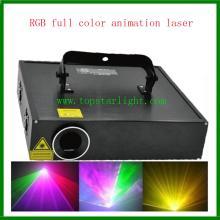 Chất lượng cao DJ thiết bị RGB Cartoon Laser chiếu sáng bán buôn