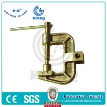 El mejor precio Kingq Electrical Welding Earth Clamp Productos