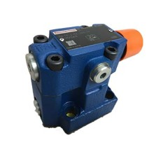 pilot-operated pressure cut-off valve