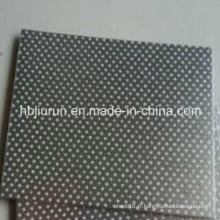 Acier d'amiante composé de haute qualité avec la plaque d'acier renforcée