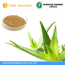 Herbal Plant Aloe Vera Extract 200:1 100:1 Freeze Dried Aloe Vera Powder