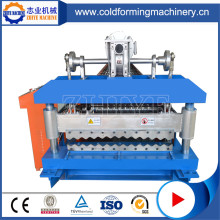 Courrugated Roofing Wall Roll Forming Machine
