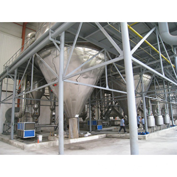 Spray Drying Device of Formaldehyde Silicic Acid