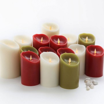 Luminara Artificial Flickering Flame candle