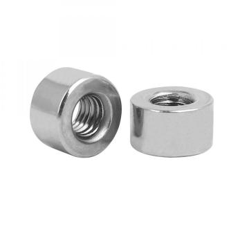 Rod Bar Stud Round Coupling Connector Nuts