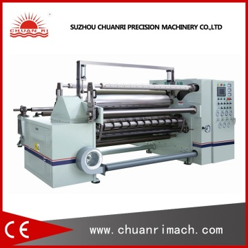 CE Approved Aluminum Foil Slitting Rewinding Machine