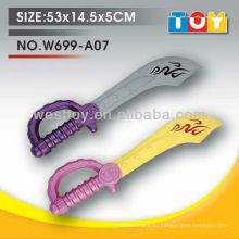 Нетоксичный мягкой tpr пена меч для детей