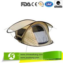 Tente de camping en toile (CE / FDA / ISO)