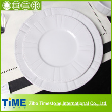 Plato de ensalada de porcelana al por mayor (4091104)