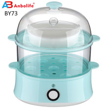 Multifunction Electric Food Steamer 14 Egg Capacity Rapid Egg Cooker With Automatic Shut Off Egg Boiler