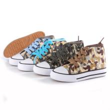 Zapatos para niños Kids Comfort Canvas Shoes Snc-24228