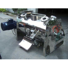 Mezclador de la serie LDH de LDH de 2017 series, alimentación del mezclador de los SS, secador de vacío rotatorio horizontal